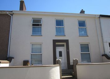 Thumbnail 4 bed terraced house for sale in Mount Pleasant, Hayle