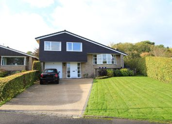 Thumbnail 4 bed detached house for sale in Tor Rise, Matlock