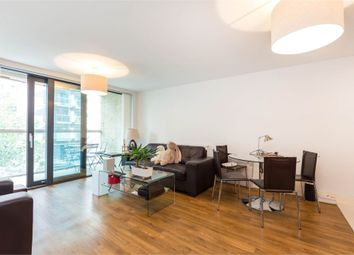 Thumbnail 1 bed flat to rent in Surrey Quays Road, Victoria House, Maple Quays, Canada Water