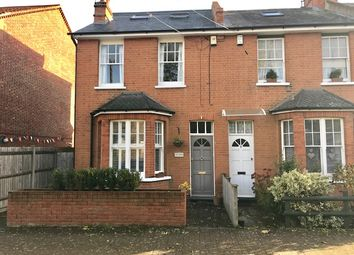 Thumbnail 4 bed end terrace house for sale in The Retreat, Worcester Park