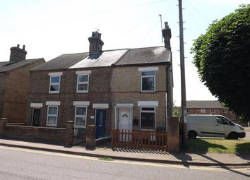 Thumbnail 2 bedroom end terrace house for sale in St. Johns Street, Biggleswade, Bedfordshire