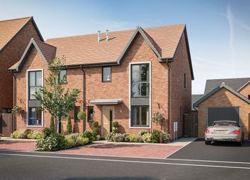 "Thumbnail 3 bed property for sale in ""The Hartley"" at Elmswell Gate, Wavendon, Milton Keynes"