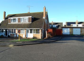Thumbnail 3 bedroom property for sale in Bideford Close, Abington Vale, Northampton