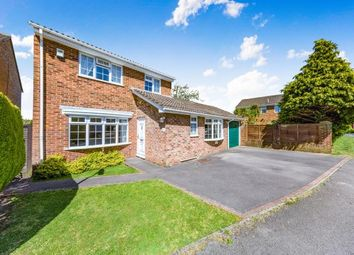 Thumbnail 4 bedroom detached house for sale in Hardy Avenue, Yateley