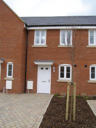 Thumbnail 2 bed terraced house to rent in Furrowfields, St. Neots, 6Gu, St. Neots