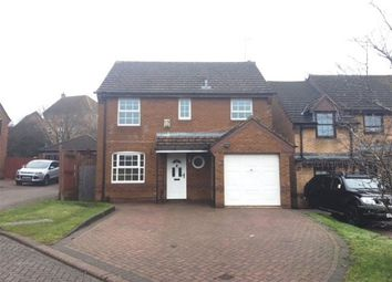 Thumbnail 4 bed detached house to rent in Sorrel Drive, Rugby, Warwickshire