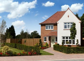Thumbnail 4 bedroom detached house for sale in Oaklands, Ledsham Road, Cheshire