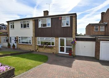 Thumbnail 3 bed semi-detached house for sale in Nicholl Road, Epping