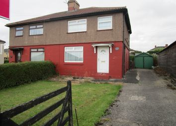 Thumbnail 3 bed semi-detached house for sale in West Vale Grove, Thrybergh, Rotherham
