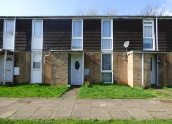 Thumbnail 3 bed terraced house for sale in Pell Court, Lumbertubs, Northampton, Northamptonshire