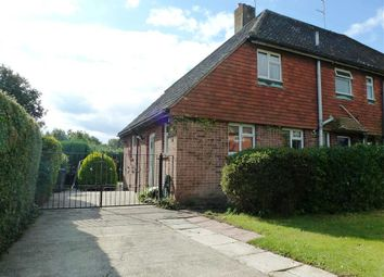 Thumbnail 3 bed semi-detached house to rent in Gowers Close, Ardingly, Haywards Heath