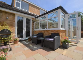 Thumbnail 4 bed semi-detached house for sale in Hilltop Avenue, Great Glen, Leicester