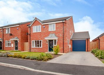 Thumbnail 4 bed detached house for sale in Fallowfield, Clowne, Chesterfield