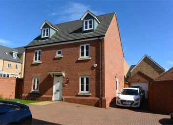 Thumbnail 5 bed detached house to rent in Charisse Gardens, Oxley Park, Milton Keynes, Buckinghamshire