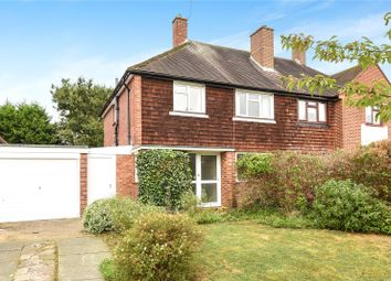 Thumbnail 3 bed semi-detached house for sale in Marsworth Avenue, Pinner