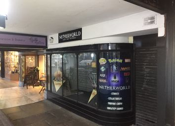 Thumbnail Retail premises for sale in Bridge Street Row, Chester