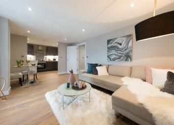 Thumbnail 2 bed flat for sale in Goldsmith Street, Nottingham