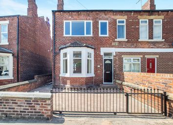 Thumbnail 3 bed semi-detached house for sale in Church Lane, Normanton