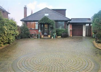 Thumbnail 3 bedroom detached bungalow for sale in Walsall Road, Great Wyrley, Walsall