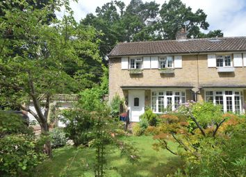 Thumbnail 2 bed end terrace house for sale in Hiltingbury Close, Chandler's Ford, Eastleigh