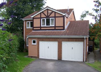 Thumbnail 4 bed detached house to rent in Westdene, Harrogate