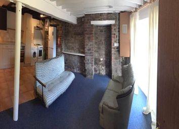 Thumbnail 1 bed flat to rent in Basement Flat, Brooke House, Llanbadarn Fawr