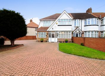 Thumbnail 4 bed end terrace house for sale in Clairvale Road, Heston