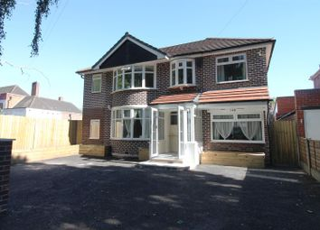 Thumbnail 5 bed detached house for sale in Lostock Road, Urmston, Manchester