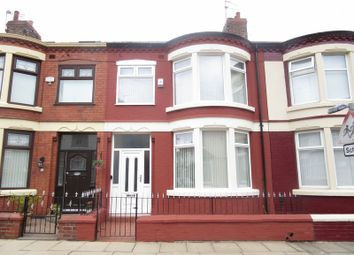 Thumbnail 3 bed terraced house to rent in Scotia Road, Stoneycroft, Liverpool