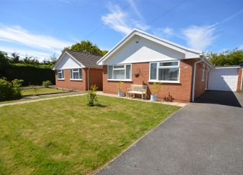 Thumbnail 3 bedroom detached bungalow to rent in Carlton Close, Parkgate, Neston