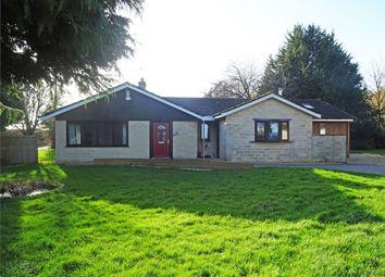 Thumbnail 4 bed detached bungalow for sale in Magdalen Lane, Wingfield, Trowbridge, Wiltshire