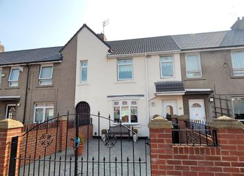 Thumbnail 3 bed terraced house to rent in Branxton Crescent, Walker, Newcastle Upon Tyne