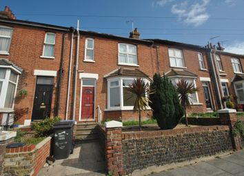 Thumbnail 3 bed terraced house for sale in Ramsgate Road, Margate, Kent