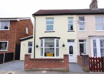 Thumbnail 3 bed end terrace house for sale in Hampton Road, Ipswich
