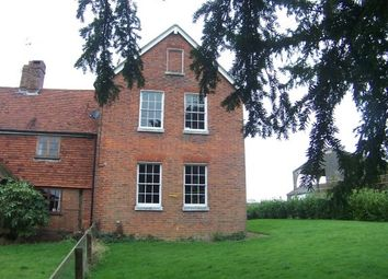 Thumbnail 2 bed semi-detached house to rent in Bullen Lane, East Peckham, Tonbridge