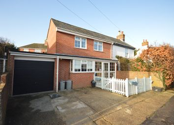 Thumbnail 2 bed semi-detached house for sale in Lower Buckland Road, Lymington
