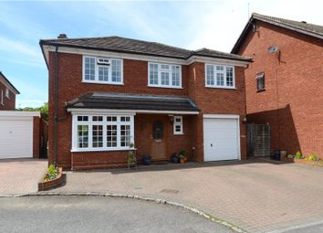 Thumbnail 5 bed detached house for sale in Horsham Road, Heath Park, Sandhurst