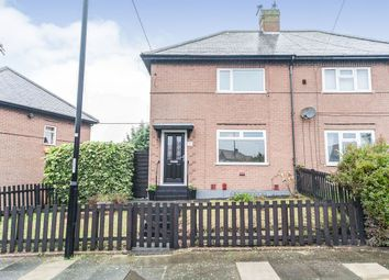 Thumbnail 2 bed semi-detached house for sale in Pearl Road, Sunderland, Tyne And Wear