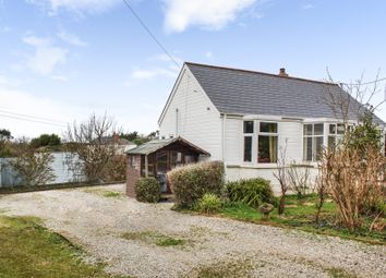 Thumbnail 2 bed detached bungalow for sale in Strawberry Lane, Hayle