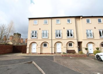 Thumbnail 3 bed terraced house for sale in Grange Park Drive, Biddulph, Staffordshire
