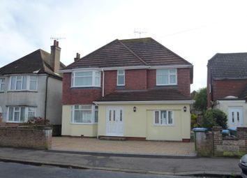 Thumbnail 5 bed detached house to rent in Westway, Bognor Regis