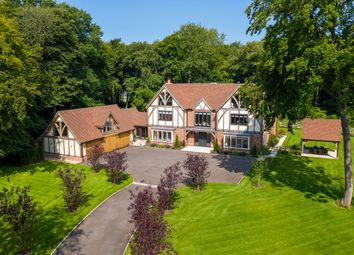 Thumbnail 6 bed detached house for sale in Hill Top Lane, Chinnor Hill, Oxfordshire