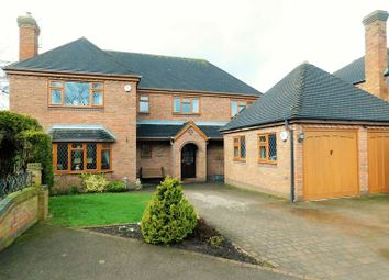 Thumbnail 4 bed detached house for sale in Kenderdine Close, Bednall, Stafford