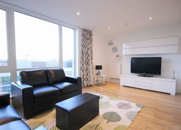 Thumbnail 2 bed flat to rent in Beacon Point, 12 Dowells Street, New Capital Quay, London