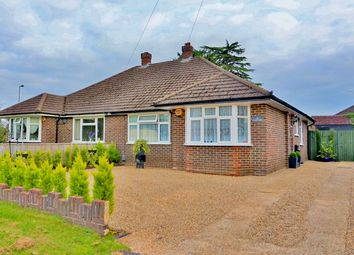 Thumbnail 2 bed semi-detached bungalow for sale in Poundfield Gardens, Maybury, Woking