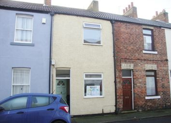 Thumbnail 2 bed terraced house to rent in Aukland Street, Guisborough