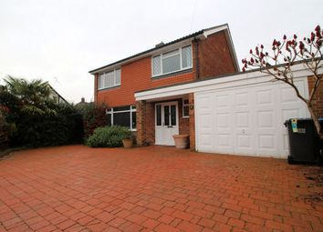 Thumbnail 4 bed detached house to rent in Woodham, Addlestone, Surrey