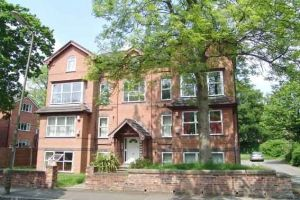 Thumbnail 2 bedroom flat to rent in Parsonage Road, Withington