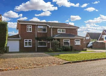 Thumbnail 4 bedroom detached house for sale in Windmill Hill Drive, Bletchley, Milton Keynes, Bucks