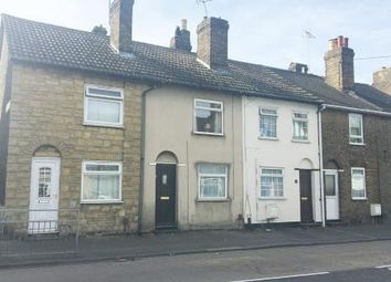 Thumbnail 2 bed terraced house for sale in 57 London Road, Sittingbourne, Kent